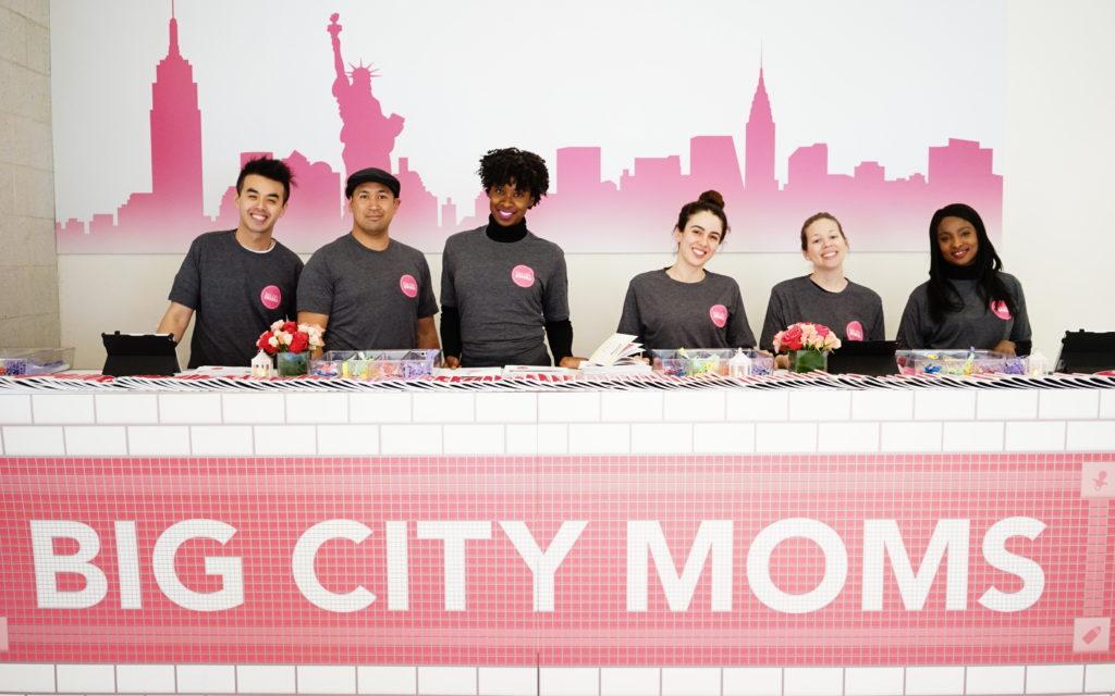 Big City Moms Biggest Baby Shower Ever Childbirth Now